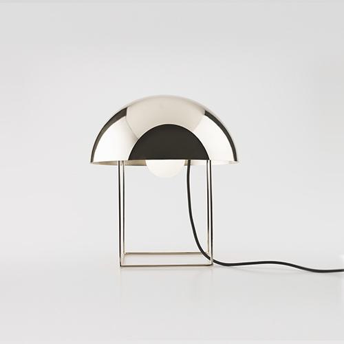 【500円OFFクーポンあり!】almerich(アルメリッチ)テーブル照明 COCO SMALL クローム(受注品)