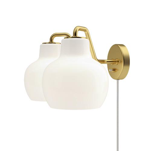 【ポイント10倍!】louis poulsen(ルイスポールセン) ブラケット照明 VL Ring Crown(リングクラウン)2灯