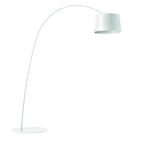 【500円OFFクーポンあり!】FOSCARINI(フォスカリーニ) フロア照明 TWIGGY(ツィギー) ホワイト