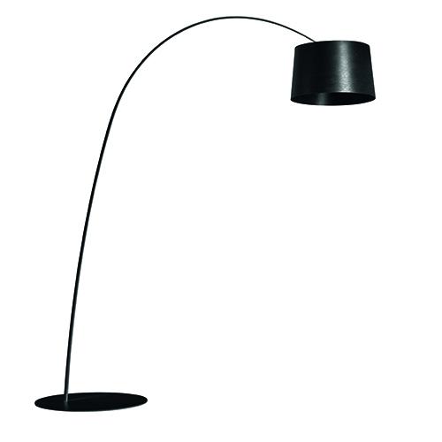 【500円OFFクーポンあり!】FOSCARINI(フォスカリーニ) フロア照明 TWIGGY(ツィギー) ブラック
