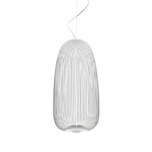 【500円OFFクーポンあり!】FOSCARINI(フォスカリーニ) ペンダント照明 SPOKES(スポークス)1 ホワイト