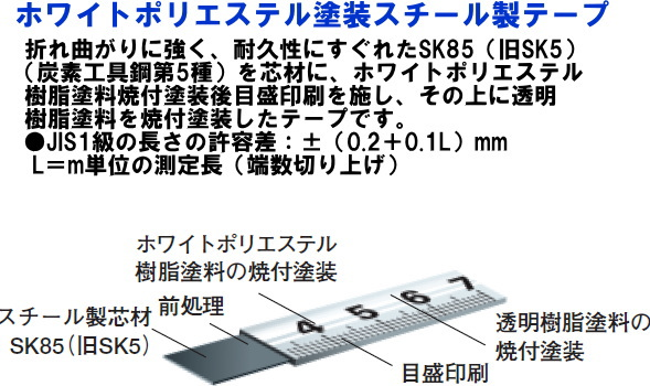 卷尺测量工程师十 100 M (田岛) 100 米