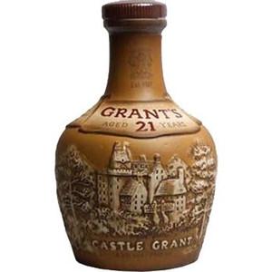 グランツ デキャンタ 陶磁器 21年 750ml 43% 在庫限り