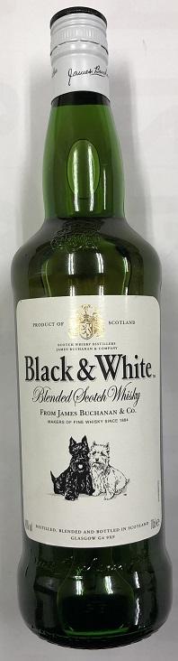 ブレンデット スコッチ ウイスキー ブラック ホワイト 40% 20200106 高級 在庫一掃 700ml