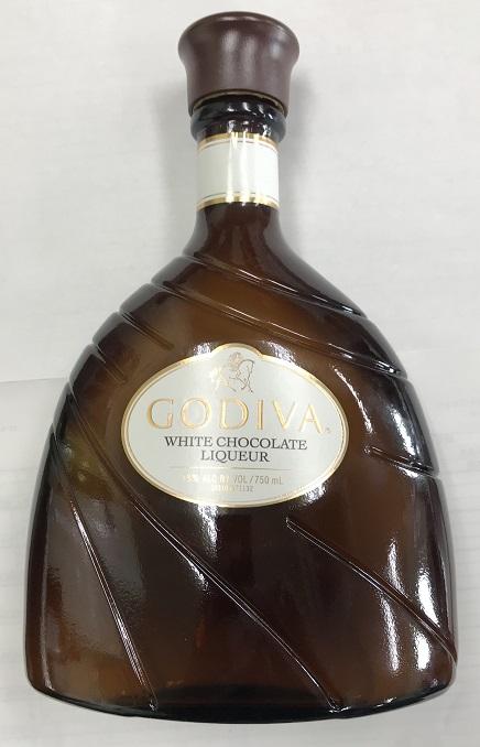 リキュール ゴディバ ホワイト チョコレート 750ml お気に入り 並行品 15% [正規販売店] 20190805