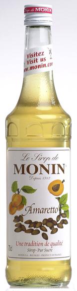 MONIN モナン アマレット ☆最安値に挑戦 商い 20191111 シロップ 700ml