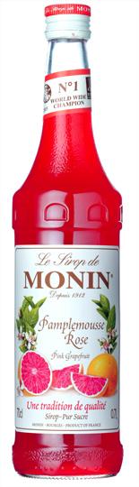 チープ MONIN モナン ピンク グレープフルーツ 700ml 20191111 代引き不可