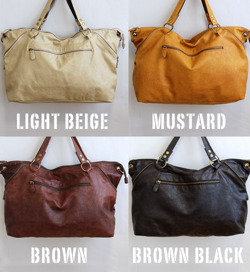 2,510 Units sold out! Add a new color! 2-WAY not only how many greedy 3WAY! surprise is also a smart idea to use textured bag ◆ ジーニアスバリエーションボストンショルダー bag