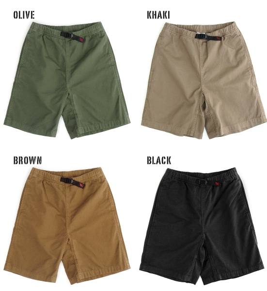 S/M/L/XL unisex shorts! Climbing pants men and women and for women's men's shorts shorts bottoms gazet crotch summer year-round outdoor festivals • Gramicci (gramicci):GRAMICCI SHORTS