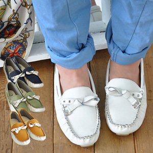 The cutter shoes which create the adult casual appearance that belt ribbon was something! The moccasins loafer /fs3gm ◆ belt ribbon shoes which are simple & Malin where there is the elegance that does not become too much casual in form of the on the