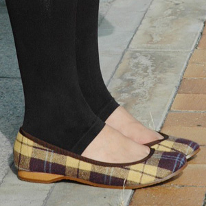 That checked pattern affordable price pumps of our store popularity come up this year! The low heel pumps that the check that ほっこり is kind to is cute! The quality of child perfect score のぺたんこ shoes of the woman are fatigue-free wool blend fabric; wear; f