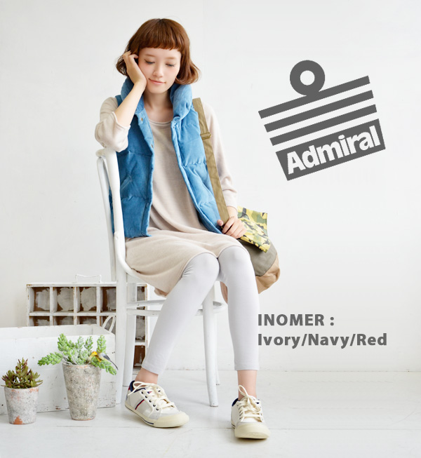 As the sneakers football brand famous Admiral classic track listing ladies mens men's women's unisex shoes low cut sneakers women's shoes flat pettanko pettanko large size gift Accessories Shoes shoes shoes fashionable ◆ INOMER Admiral (Admiral)