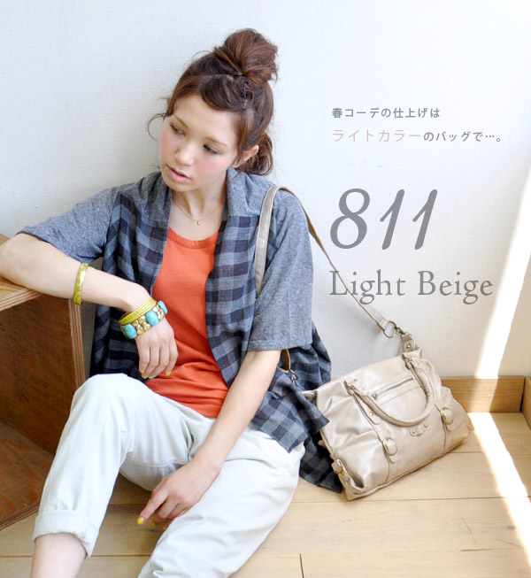 Take visually a lot of small storing ♪ Lady's bag 鞄合皮 shoulder bag backgrounds casual slant; at bias shawl pochette B5 きれいめ ◆ Legato Largo (legato largo): Classic 2WAY shoulder bag