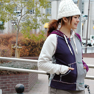 "Coordinates casual with a reversible food jacket to change the impression completely, and to be able to enjoy at will than ♪ popularity unisex brand ""gym master"" a parka with full of a feeling of ユーズド is appearance ◆ gym master patchwork: Reversible craz"