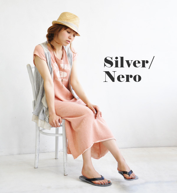Made in Italy フリッパートング sandals and stylish! Excellent grip and a supple rubber ♪ leisure and Taunus OK unisex flat shoes / shoes / men / women ◆ HENRY &HENRY Henry & Henry FLIPPER