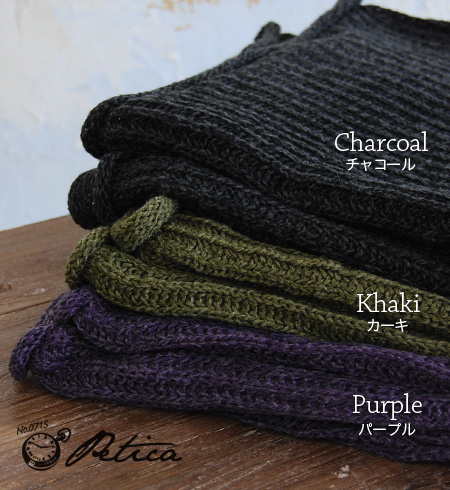 Signs all the rage in this season! The roughly knit large size ring stall that it is sure that I obtain it early! Ring muffler / shawl / protection against the cold accessory / lupus Thor ◆ Petica (pechka) which plays an active part in both a neck warmer