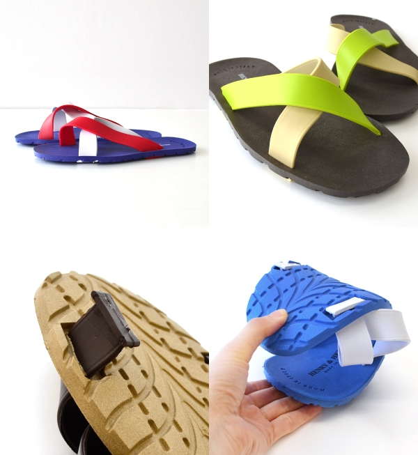 Cross designs made in Italy! Good grips a flexible rubber! Womens mens unisex unisex matching pair flip flops Beach Sandals summer pool Sea Festival leisure • HENRY &HENRY (Henry & Henry) CROSS