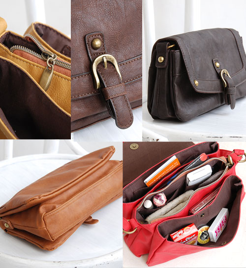Open the flap and main storage place! Sculpt with enough space, you can shoulder bag. To clutch bags ◎ diagonal / women / bags / seat / leather also ◆ ディーノレクタングルフ rap Pochette [マットレザー]