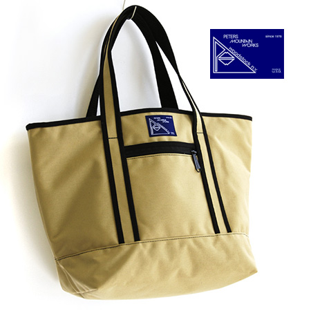 Extra-large tote bag of コーデュラナイロン superior in lightness and strength. Commuting attending school outdoor trip man and woman combined use bag bag ORIGINAL MED bag Thoth fashion ◆ PETERS MOUNTAIN WORKS (Peters mountain works) WTP [9003]