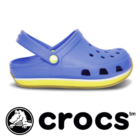 4ffbff7d94c0b The cross light material which it is easy to carry at light weight. It is  size ◇ crocs (clocks) Retro Clog Kids ...