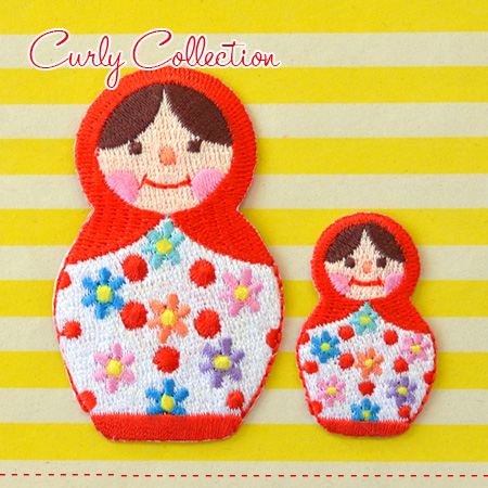 E Zakkamania Stores Two Big Things And Small Things Applique Set