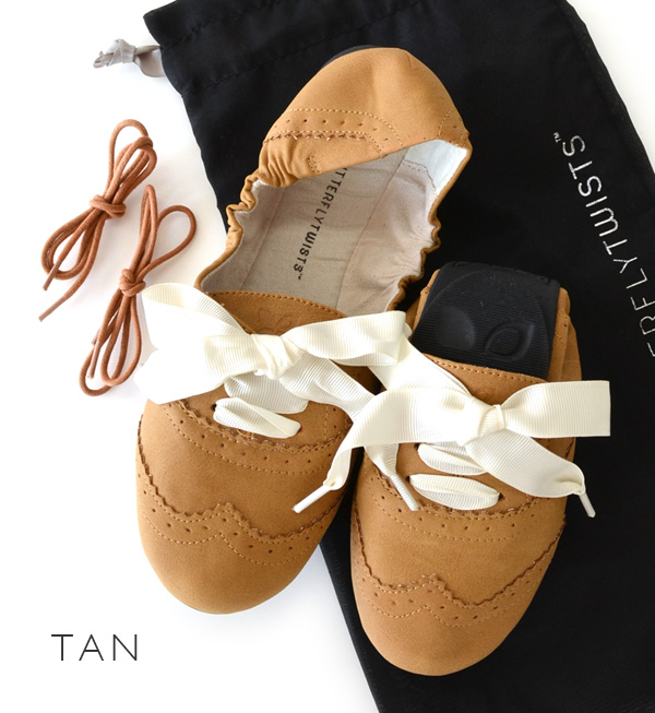It is said that most of London women last; extreme popularity! Emily / bag in sub shoes / ポケッタブル / carrying slippers / Lady's / mannish / wing tip /fs3gm ◆ Butterfly Twists (butterfly twist) EMILLY of ballet shoes ButterflyTwists to be able to carry