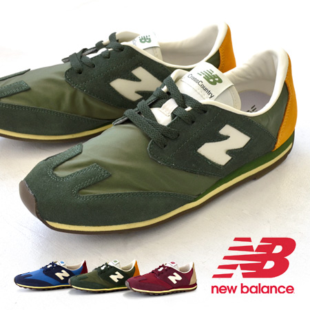 pretty nice 65ca3 041b9 Sneakers New Balance Lady's shoes sports casual opera pump AGN ANV ARD CC ◆  New Balance (New Balance) Cross Country for the