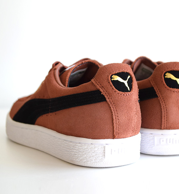 b6ec23926723 A color design with the form stripe designed by the coloring that sneakers  Puma was chic. Lady s women shoes shoes low-frequency cut sports shoes suede  ...