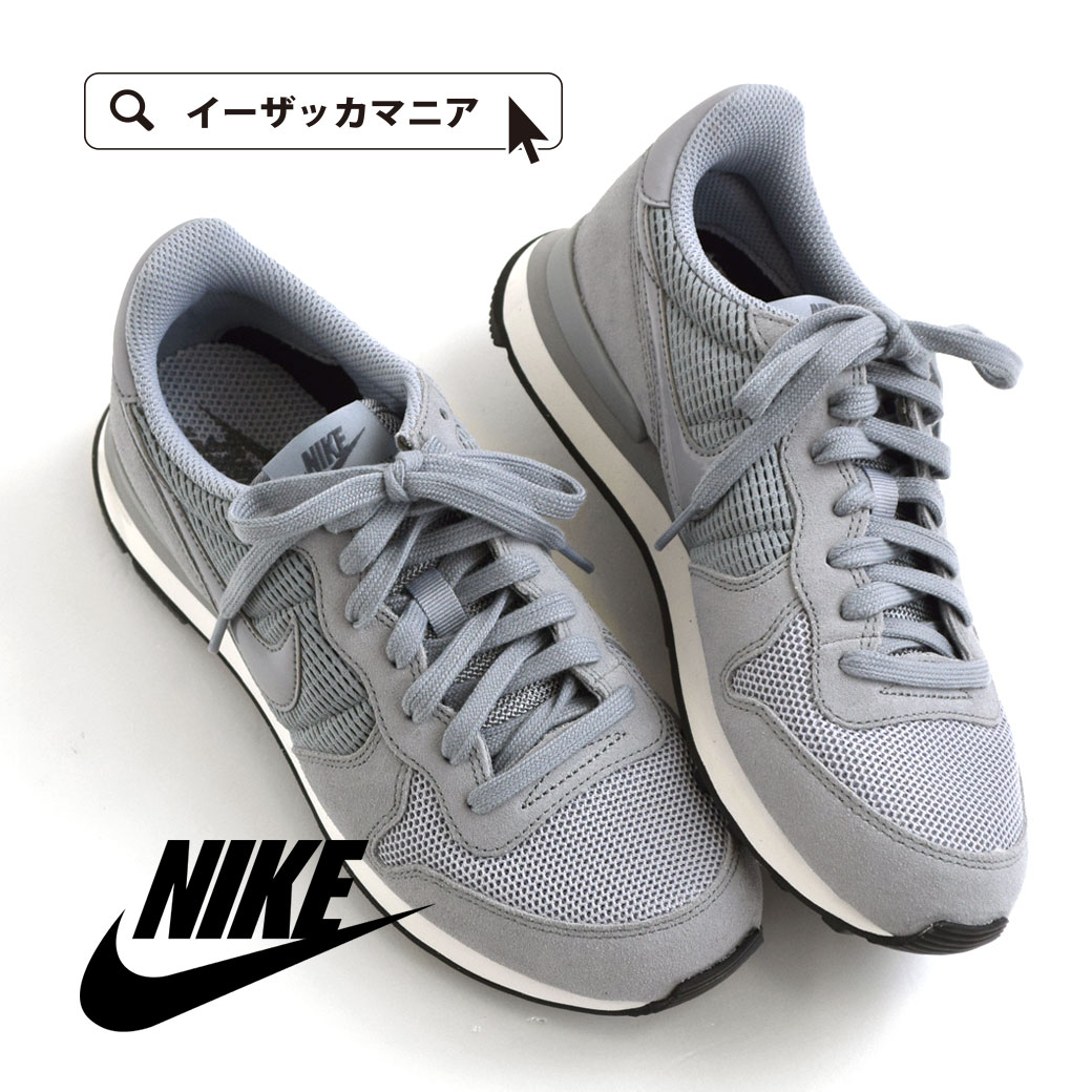 e-zakkamania stores |  Lady's Global Market: Women shoes Lady's  shoes running shoes sports INTERNATIONALIST ◆ NIKE (Nike) women sneakers [internationalist] based on Nike / black / gray / red nostalgic running-style 5ee641
