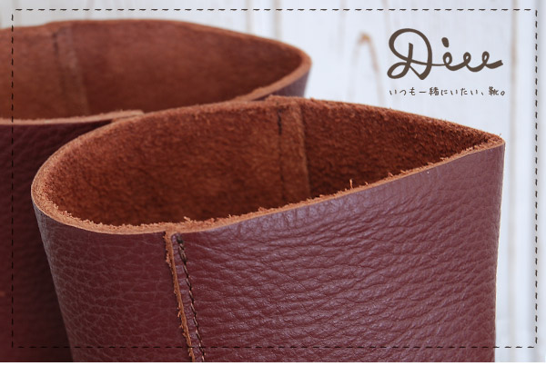 """Standard short-style luxury with the finest ingredients hand made leather boots from brand new """"Diu""""! Simple boots wrapped foot gently in the soft comfort ◆ Diu: スタンダードレザー short boots"""