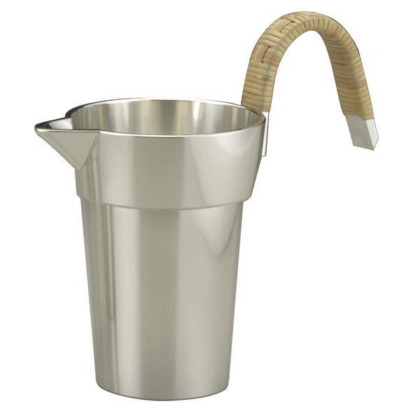 【大阪錫器】「錫製酒器」 タンポ2.0合(470ml) 10-11-1【日本製】