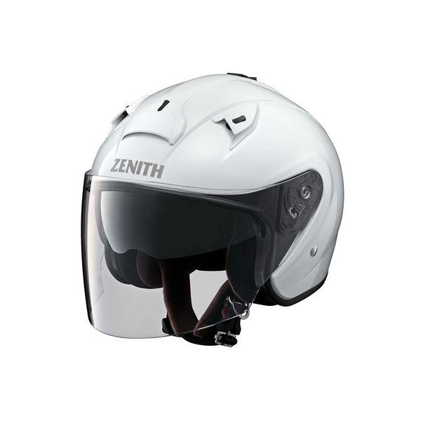 【YAMAHA】YJ-14ZENITH ジェットヘルメット (パールホワイト / Lサイズ) YJ14PWHL(2333382)