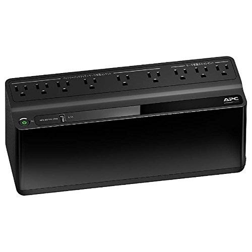 APC エーピーシーAPC ES 550 矩形波出力 550VA/330W PC管理ソフト対応 BE550M1JP(2434096)送料無料