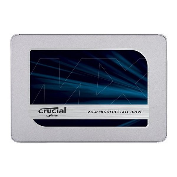 crucial クルーシャルS-ATA 2.5インチSSD 500GB CT500MX500SSD1JP(2443330)送料無料