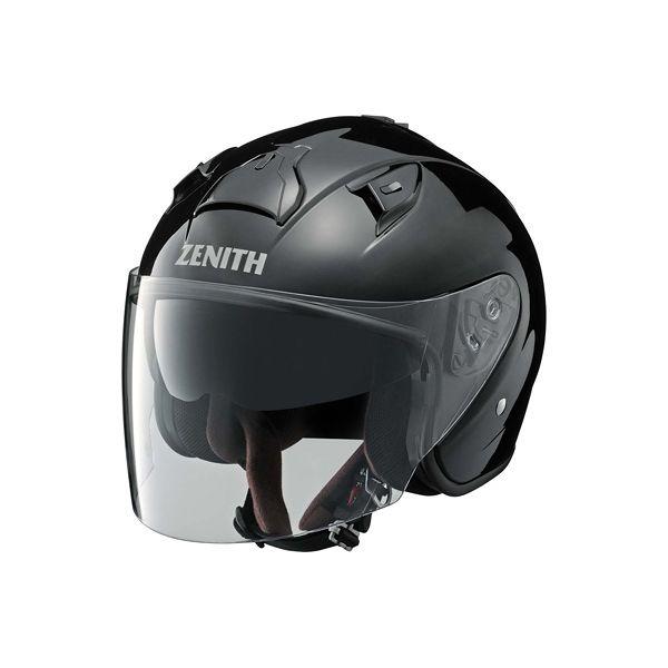 YAMAHA ヤマハYJ-14ZENITH ジェットヘルメット メタルブラック / Mサイズ YJ14メタルBKM(2333385)送料無料