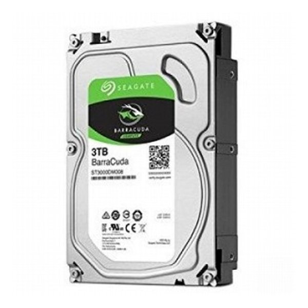 Seagate シーゲート3TB HDD S-ATA ST3000DM007(2445789)送料無料