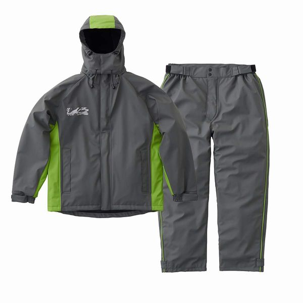 その他超耐水防水防寒スーツ パメラ グレー / 3Lサイズ パメラ GY3L(2484762)送料無料