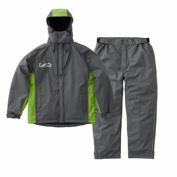 その他超耐水防水防寒スーツ パメラ グレー / LLサイズ パメラGYLL(2484761)送料無料