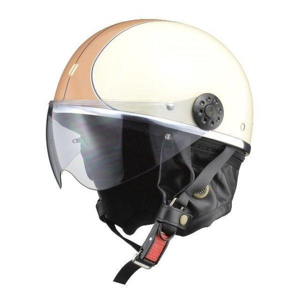 LEAD工業 リードコウギョウヘルメット O-ONE IV/BR OONEIVBR(2458743)代引不可 送料無料