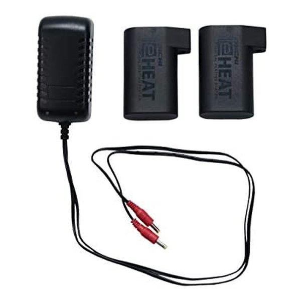e-HEATのリチウムイオンバッテリー RS-Taichi アールエスタイチe-HEAT eヒート 最安値挑戦 7.2V充電器 バッテリーセット RSP057 営業 2499826 送料無料