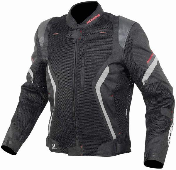 KOMINE コミネリフレクトメッシュジャケット ブラック / Mサイズ JK144BKM(2492893)送料無料