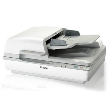 【EPSON】A4フラットベッドスキャナー/ADF/両面同時読取 DS-6500(2414865)※代引不可