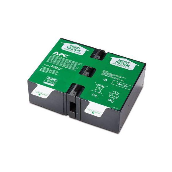 APC エーピーシーAPC BR1000G-JP 交換用バッテリキット APCRBC123J(2415327)代引不可 送料無料