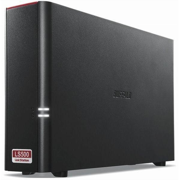 【バッファロー】LinkStation for SOHO[3TB][3年保証]ネットワークHDD LS510DN0301B(2434071)※代引不可