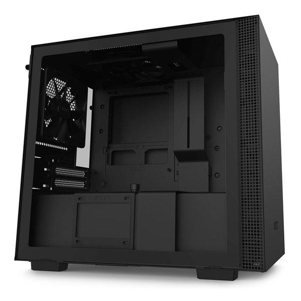 NZXTPCケース H210 mini-ITXケース CAH210BB1(2485854)送料無料