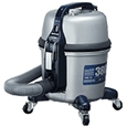 【パナソニック】店舗・業務用掃除機(シルバー)MCG3000PS MC-G3000P-S(2386508)※代引不可