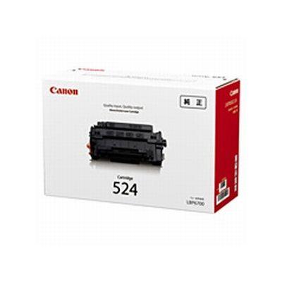 Canon キヤノントナーカートリッジ524 CRG-524(2256191)代引不可 送料無料