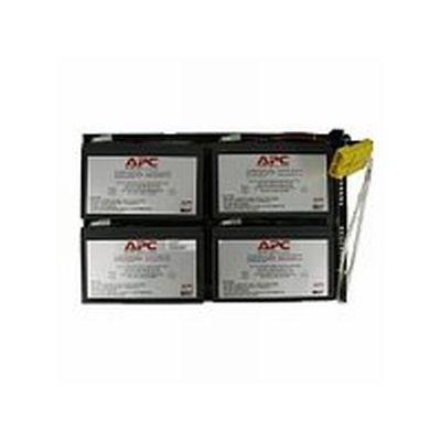 APC エーピーシーSU1400RMJ2U交換バッテリーキット RBC24J(2159278)代引不可 送料無料