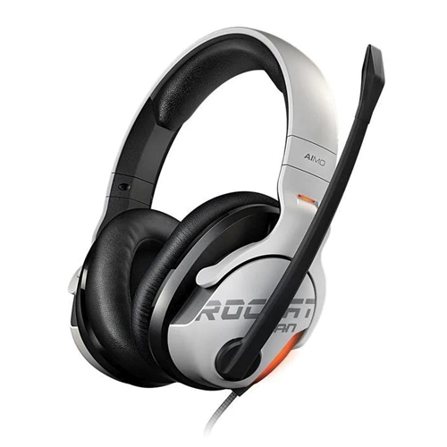 【ROCCAT】KHAN AIMO WH ROC14801AS(2462599)【送料区分:通常送料(1万円以上)】