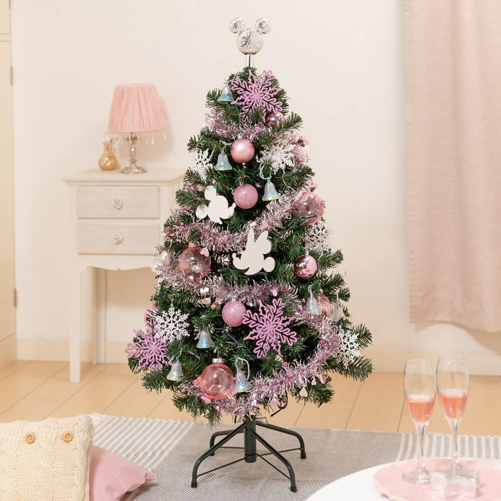 楽天市場】ディズニー/クリスマスツリーセット「スノーロマンティカ